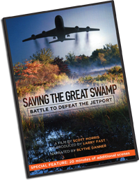 Saving the Great Swamp Blu-Ray