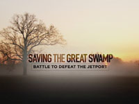 Saving the Great Swamp - main title