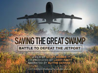 Saving the Great Swamp - Promotional Graphic